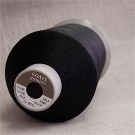 Black Grammax 80 Bulked Polyester thumbnail