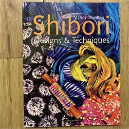 Shibori Designs & Techniques - Mandy Southan thumbnail