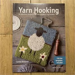 Yarn Hooking - carole Rennison thumbnail