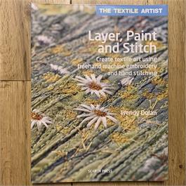 Layer, Paint and Stitch - Wendy Dolan thumbnail