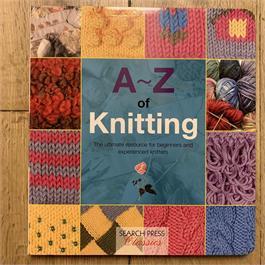 A-Z of Knitting thumbnail