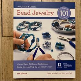 Bead Jewellery 101 - Karen Mitchell and Ann Mitchell thumbnail