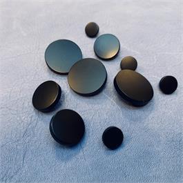 Flat Metal Shank Button thumbnail