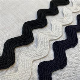 Italian Giant Cotton Ric Rac Braid thumbnail