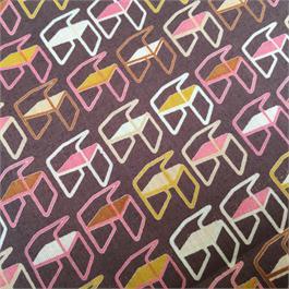 Chair Print Poplin thumbnail