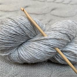 SeeKnit Shirotake 3mm Bamboo Crochet Hook thumbnail