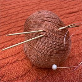 SeeKnit Shirotake 2.5mm Bamboo Flexi Single Pointed Needles thumbnail