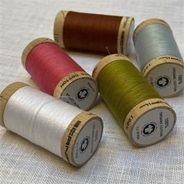 Scanfil Organic Cotton Sewing Thread thumbnail