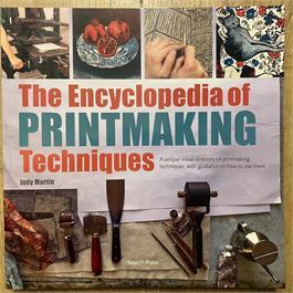 The Encyclopedia of Printmaking Techniques - Judy Martin  thumbnail