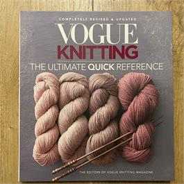 Vogue Knitting: The Ulimate Quick Reference  thumbnail