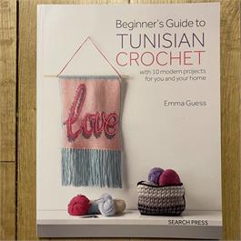 Beginner's Guide to Tunisian Crochet thumbnail