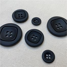4-Hole Rubber Poly Button thumbnail