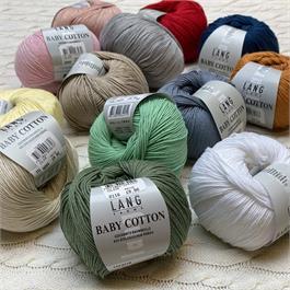 Lang Yarns Baby Cotton thumbnail