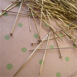 Dressmakers  H+T Steel Pins 34mm/60mm thumbnail