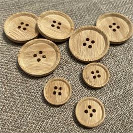 Bamboo 4-Hole Button thumbnail