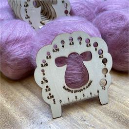 Knitting Pin Gauge thumbnail