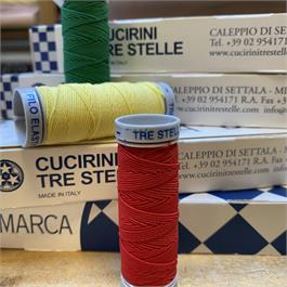 Italian Shirring Elastic - 10m reel thumbnail