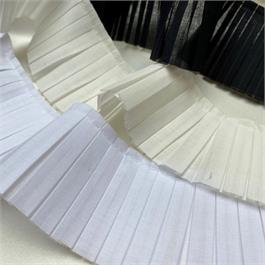 Polyester/Cotton Pleated Frill thumbnail