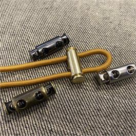 Double Metal Cord Stopper thumbnail