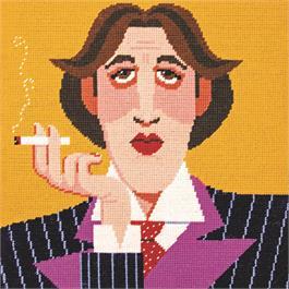 Oscar Wilde Tapestry Kit thumbnail