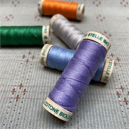 Cucirini Tre Stelle 100% Organic Cotton Sewing Thread thumbnail