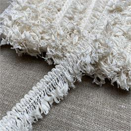 Fringe made from recycled materials thumbnail