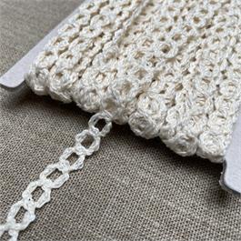 Narrow Braid made from recycled materials thumbnail