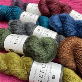 WYS Fleece Bluefaced Leicester DK - 100g thumbnail