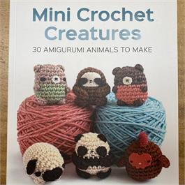 Mini Crochet Creatures thumbnail