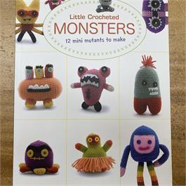 Little Crocheted Monsters thumbnail