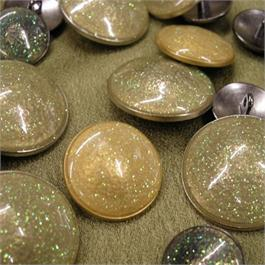 23mm Glitter Enamelled Button thumbnail