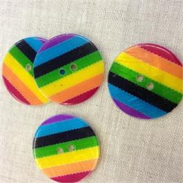Rainbow Shell Button thumbnail