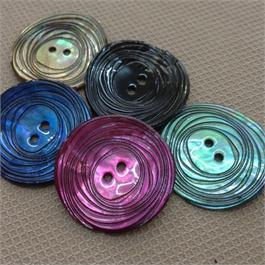 Large Swirl Shell Button thumbnail