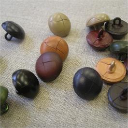 Leather Buttons Sz24 thumbnail