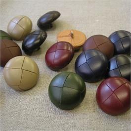 Leather Button Sz40 thumbnail