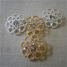 Diamante Button 26mm thumbnail