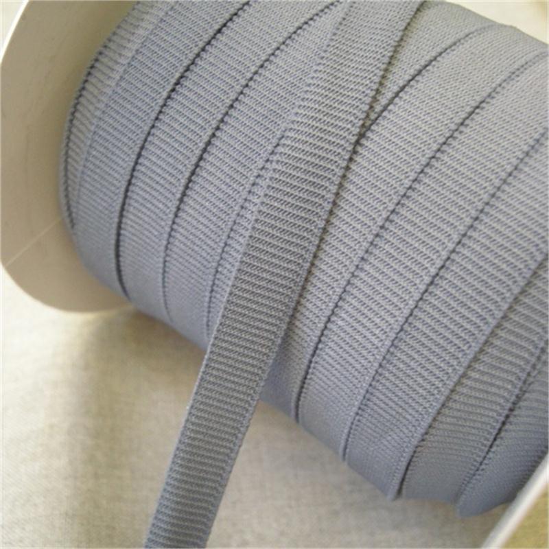Elastic Grosgrain Ribbon 10mm
