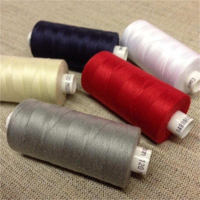 Moon 1000m Polyester Thread NATURAL
